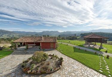Apartamento L'Valle - Cazanes, Asturias
