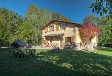 Casa Norte - Casa Alfonso - Graus, Huesca