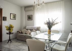 Coqueta sala de estar