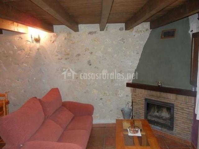 Casa rural ana en morella castell n - Chimeneas en castellon ...