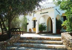 Villa Superior La Acequia y la Alberca