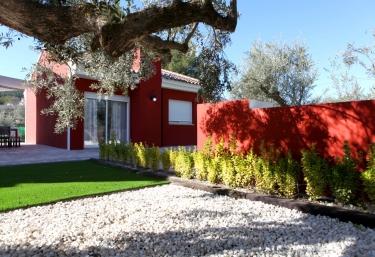 Casa Roja de Tahona - Moratalla, Murcia