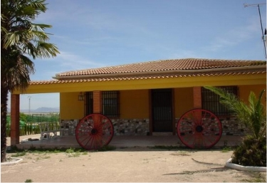 Casa Mulata - Calasparra, Murcia