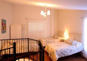 Dormitorio piso superior