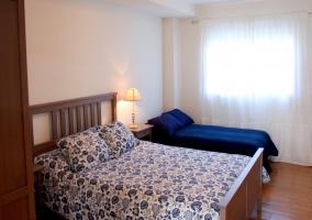 Dormitorios con cama supletoria