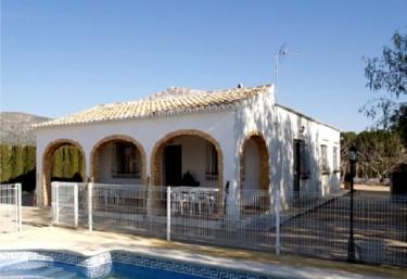 Casa del Roble - Moratalla, Murcia