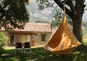 Moliniás - Casa Búho - La Fueva, Huesca