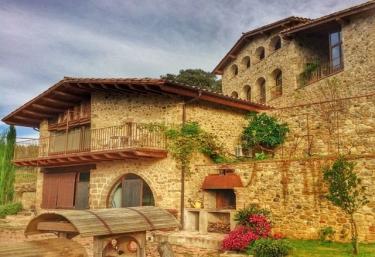 La Cabanya del Llober - Les Planes D'hostoles, Girona
