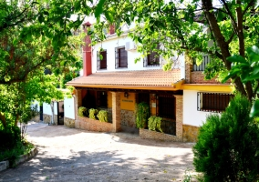 Casa La Algallumbilla