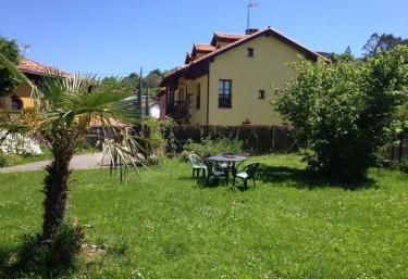 Casa El Llano - Mirador del Sueve - Fano (Colunga), Asturias