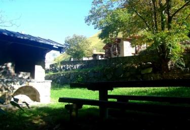 Casuca Susi Izquierda - Ason, Cantabria