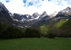 Zona de monte Perdido