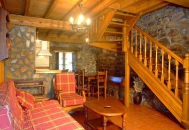 Casuca Susi Derecha - Ason, Cantabria