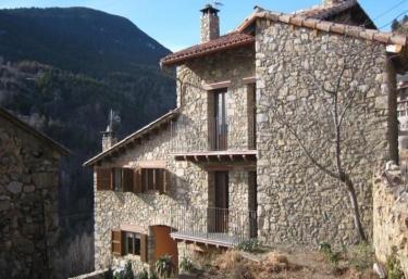La Casa Ca L'Escolà - Aranser, Lleida