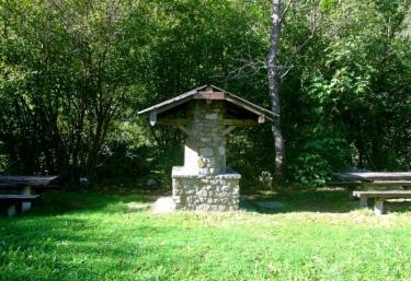 Casuca Indianos Izquierda - Ason, Cantabria