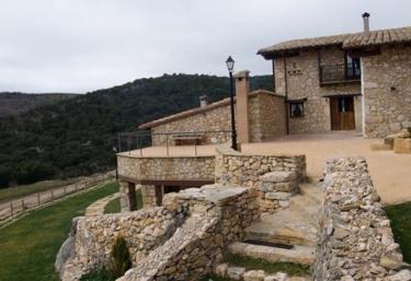 Font d'en Torres- El Toll Blau - Morella, Castellon