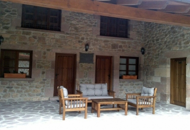Apartamento Las Albarcas - Casa Tinuca - Cos, Cantabria