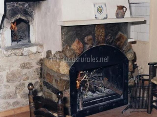 Casa mas d onzell en cat castell n - Chimeneas en castellon ...