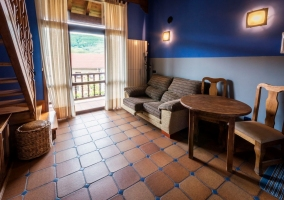 Apartamento 4 - La Coruja del Ebro