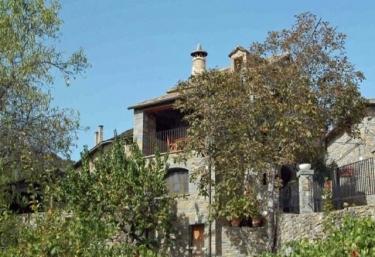 El Cuco -  la Sierra - Charo, Huesca
