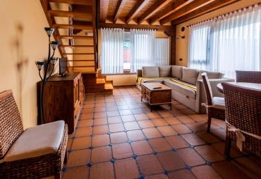 Apartamento 5 - La Coruja del Ebro - Sobrepeña, Cantabria