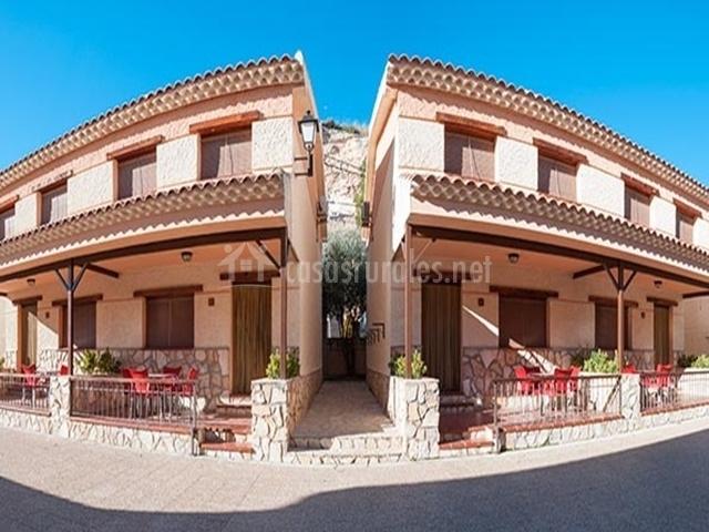 Casa rural los olivos 3 en alcala del jucar albacete - Casa rural el castillo alcala del jucar ...