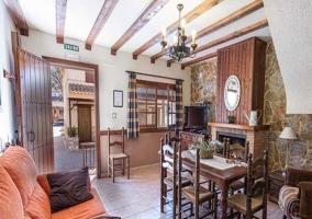 Los Olivos- Casa 7 pax 2 habitaciones - Alcala Del Jucar, Albacete