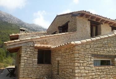 Casa Racó del Sord - Abdet, Alicante