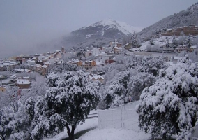 Miraflores nevado