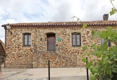 Casa del Cura - Los Balonces del Atazar - El Atazar, Madrid