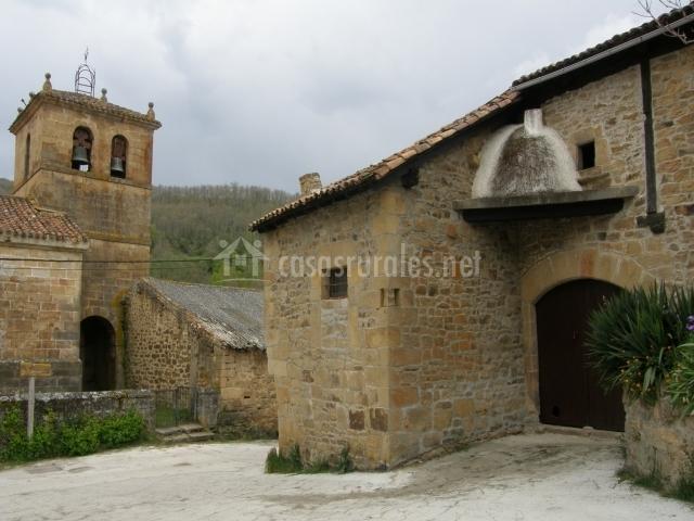 Iglesia de Santa Eugenia en Reocín de los Molinos