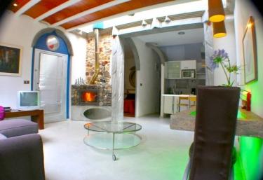 Apartamento Protón - Zentral Club - Belmonte, Asturias