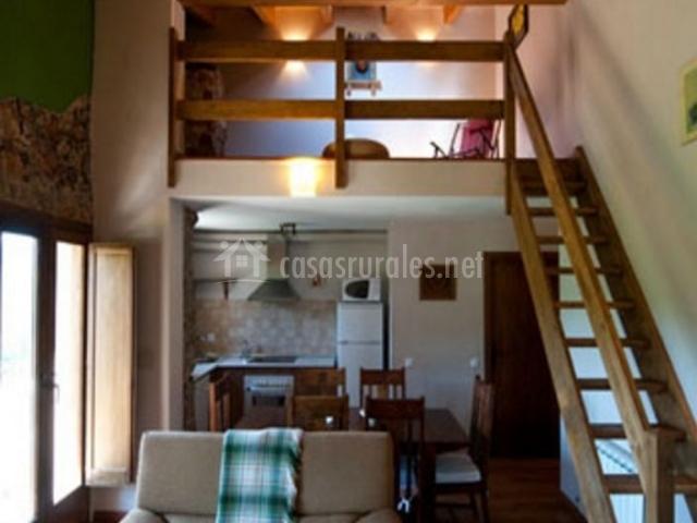 Casa del batlle la salada apartamentos rurales en Apartamentos con altillo