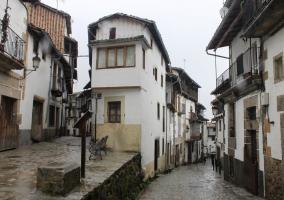 Candelario y sus calles