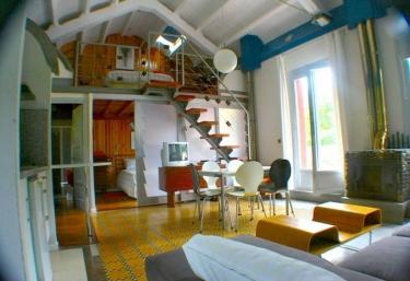 Apartamento Voltio - Zentral Club - Belmonte, Asturias