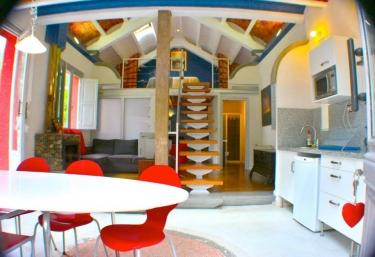 Apartamento Vatio - Zentral Club - Belmonte, Asturias