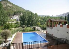 Los Olivos- Alojamiento 5 personas - Alcala Del Jucar, Albacete