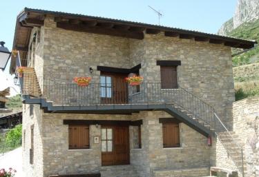 Apartamento Milano - Casa Marquet - Valle De Lierp, Huesca
