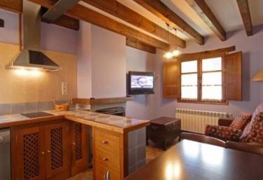 Apartamento rural El Hórreo - Boal, Asturias