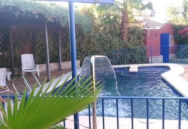 25 casas rurales con piscina en arcos de la frontera for Casas con piscina jerez de la frontera