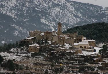 Casa El Corralet de Joana - Ballestar, Castellon