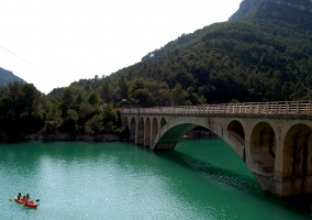Pantano de Ulldecona