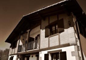 Casa Markulluko Borda