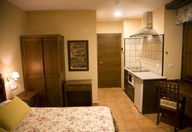 Apartamentos A Estación- Mina Sarredo - A Pontenova (Casco Urbano), Lugo