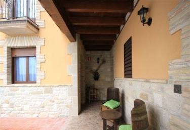 Apartamento B - Abarzuza, Navarra