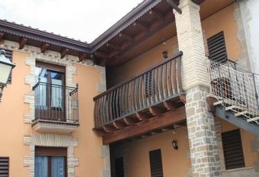 Apartamento E - Abarzuza, Navarra