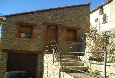 Casa Pati de Correu - Palanques, Castellón