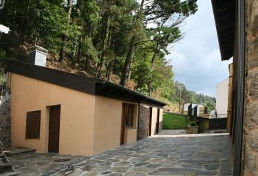 Apartamentos A Estación- Casiña Da Avoa - A Pontenova (Casco Urbano), Lugo