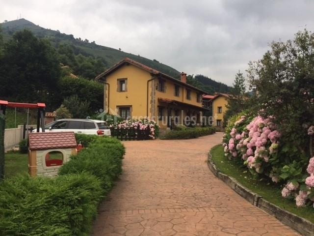 Casas 1 y 2 - Los Avellanos