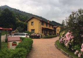 Casas 1 y 2 - Los Avellanos - Celis, Cantabria
